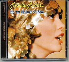 Mireille Mathieu ‎– Et Tu Seras Poete   JEWEL CASE FIRST TIME ON CD