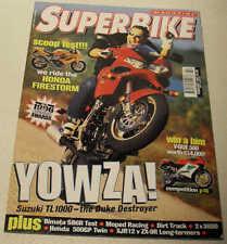 SuperBike 2/97 Honda VTR1000, NSR500V, Suzuki TL1000S, GSX-R600, Bimota SB6R