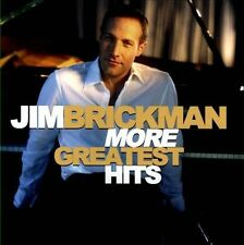JIM BRICKMAN CD - MORE GREATEST HITS (2012) - NEW UNOPENED