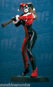 DC Universe Online Harley Quinn Statue 2084/5000 Jim Lee NEW SEALED
