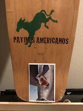 Patines Americanos � Doug Saladino Skateboard Deck. Limited Edition #8/20 New