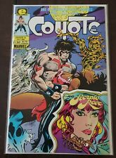 Coyote 13 First Todd McFarlane Comic Book Cover Art
