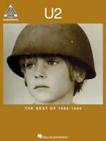 U2 GUITAR TAB / TABLATURE /  1980 - 1990 / ***BRAND NEW*** / U2 GUITAR  SONGBOOK