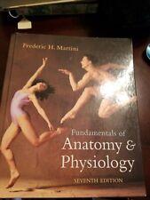 Fundamentals Of Anatomy & Physiology Seventh Edition