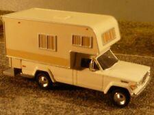 1/87 Brekina Jeep Gladiator Camper weiß 19830