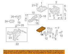 HONDA OEM 07-11 Element Engine-Air Filter Element 17220RRAA00