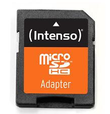 Intenso microsd microsdhc micro sd adapt