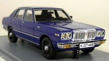NEO 1/43 Scale - 44499 Datsun 200L Laurel C230 1977 Blue Resin Model Car