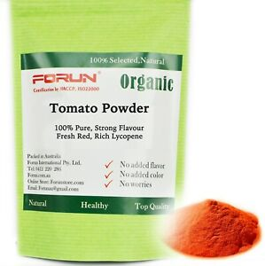 100% Pure Tomato Powder 100G-Fresh Red,Pure,Strong Flavour