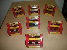 Ferrari Shell Collezione Completa 7 modelli scala 1/38