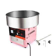 Electric Cotton Candy Machine Pink Floss Carnival Commercial Maker Party New