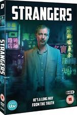 STRANGERS (2018): John Simm, ITV TV Crime/Drama Season Series NEW Rg2 DVD not US
