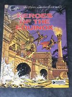 Valerian Vol. 8: Heroes Of The Equinox - 1985 First English Edition