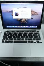 Apple MacBook Pro (Retina, 13-inch, Early 2013) 256GB  **POSS FAULTY BATTERY?**
