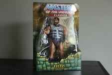 Fisto Heroic Hand-to-Hand Fighter He-Man MotU Classics Action Figure 2011 Matty