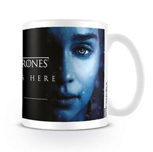 Game of Thrones Tasse Winter Is Here - Khaleesi Daenerys Targaryen - Kaffeetasse