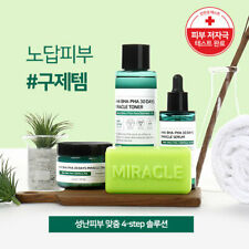 [SOME BY MI] AHA/BHA/PHA 30 Days Miracle Toner / Serum / Cream / Cleansing Bar