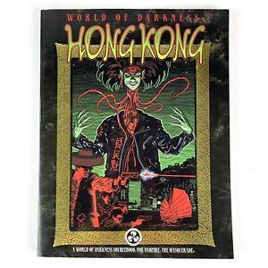 World of Darkness Hong Kong Vampire: The Masquerade Sourcebook RPG Paperback