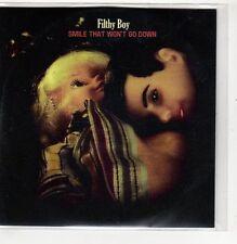 (GI465) Filthy Boy, Smile That Won't Go Down - 2013 DJ CD