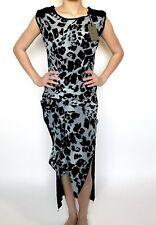 Allsaints Silk Riviera Leo Dress NWT Size 0 Retail $360 Price $105