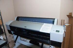 Epson 9880 Large Format Print Bundle