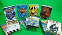 Huge Lot Bundle of 12 Great PC Games! WoW, Gun, Max Payne & More! PLEASE READ