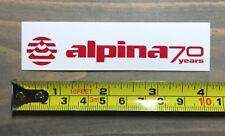 Alpina Sticker Boots Decal Skis Poles Alpine Elite Heat 120
