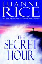 The Secret Hour by Luanne Rice (2003, Hardcover)