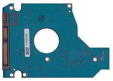 PCB Controller Toshiba MK5065GSXF G002706A Festplatten Elektronik