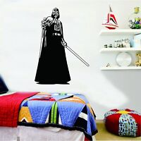 Star Wars Darth Vader Wall Decor Vinyl Decal Kids Wall Stickers Home Art Mural