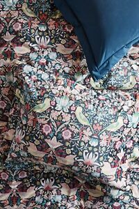Anthropologie Strawberry Thief Standard Sham