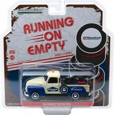 Greenlight Running on Empty 1 1953 Chevy 3100 BFGoodrich Tow Truck 1/43