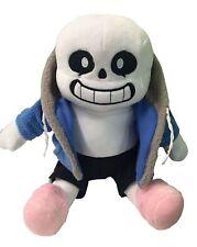 "Undertale Sans Plush Stuffed Doll 12""Toy Hugger Game Gift Pillow Cosplay Cushion"