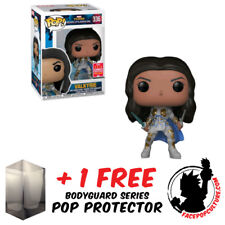 FUNKO POP MARVEL THOR 3 VALKYRIE HEROIC SDCC 2018 EXCLUSIVE + FREE POP PROTECTOR