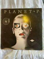 Planet P record lp vinyl