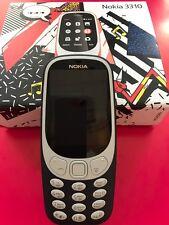 NEW 2017 NOKIA 3310 Mobile Phone Dual SIM GSM Standart 900/1800