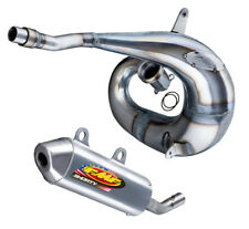 FMF Exhaust - Factory Fatty Pipe & Shorty Silencer - KTM 250/300 - 2011-2016