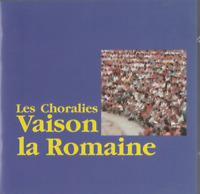 CD los Choralies Vaison la Romana 3076