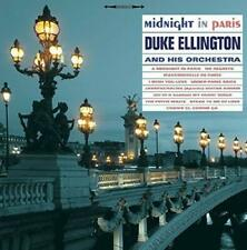 Duke Ellington and His Orchestra Midnight in Paris 180G Vinyl LP Record
