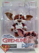 "DAFFY Gremlins Movie 3"" inch Mogwais Figure Poseable Eyes Series 2 Neca 2012"