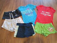 LOT OF SIZE SMALL BRAND NAME CLOTHING - VICTORIA'S SECRET, HOLLISTER