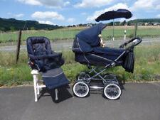 Edge-Einsitzer-Kinderwagen mit Regenschutz