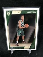 Malcolm Brogdon 2016-17 NBA Hoops Rookie Milwaukee Bucks #291 RC AH88
