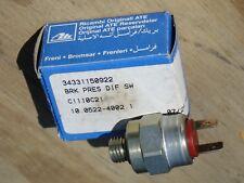 BMW Brake Fluid Pressure Switch Ate FACTORY OEM 1983-1997 GENUINE 34331150922