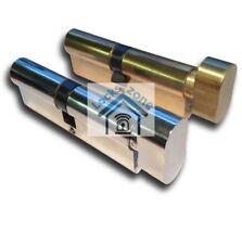 Euro Thumbturn Cylinder Barrel Lock UPVC Doors Anti Pick, Drill  5, 6 Pin 3 Keys