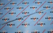 1942-1953 Buick Roof Mounted Antenna Mast | Chrome 3 Sections | OEM #1325393