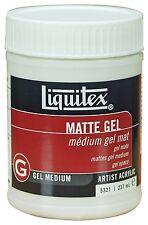 Professional Matte GEL Medium Image Transfer legno effetto acqua getto d'inchiostro PITTURA