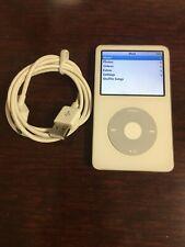 Apple iPod Classic 5th Gen. 30Gb - White (Ma002Ll/A)