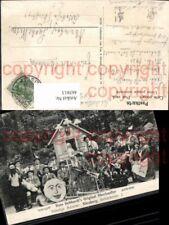 465813,Musiker Hans Gebhardts Original Oberlandler Nürnberg Tracht Trachtenkapel