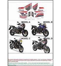 kit adesivi stickers compatibili XT 1200 Z SUPER TENERE WORLD CROSSER 2014  2018